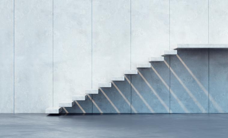 Betonnen trap: Mogelijkheden & Prijs