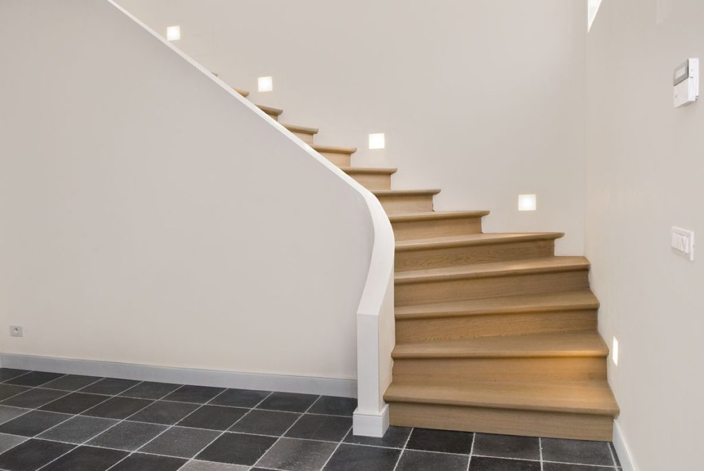 Landelijke trap © Trappen Smet