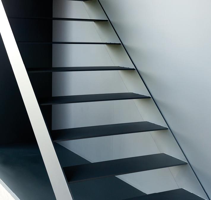 Thin Steel trap © Anyway Doors